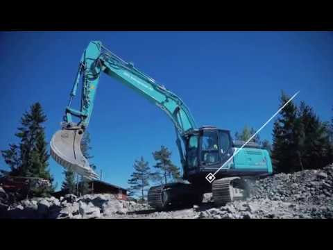 SK300(N)LC-10 - Kobelco Construction Machinery Europe B V