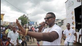 BRUCE MELODY YATUNGUYE ABAFANA BA TOUR DU RWANDA 2017 I MUHANGA thumbnail