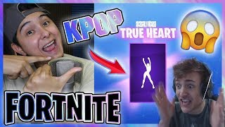 KPOP EMOTE IN FORTNITE | WHICH SONG IS IT?