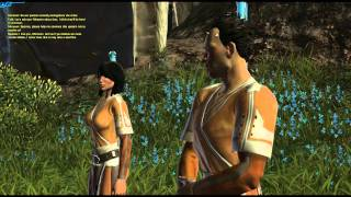 SWTOR Part 6 [Jedi Consular] - Sex DENIED