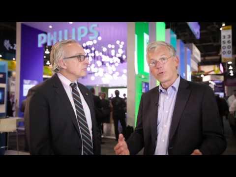 Philips CEO Frans van Houten at HIMSS '16