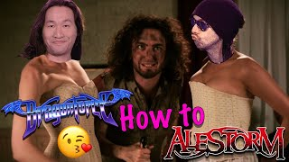 DragonForce Write an Alestorm Song in 10mins Like Drink from Sunset On the Golden Age