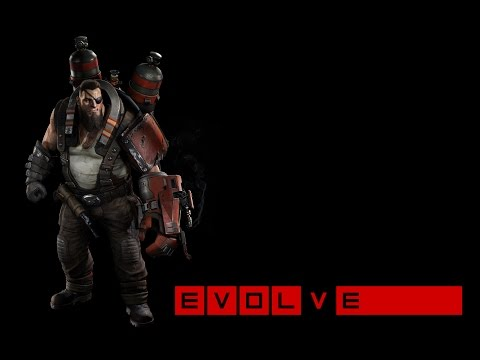 Evolve Stage 2 // Assault Hyde // Fuck That Wraith #3