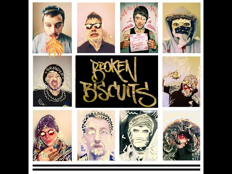 THE BREWDEM - Broken Biscuits Vol. 1 (Mixed by The Assembly Worker)