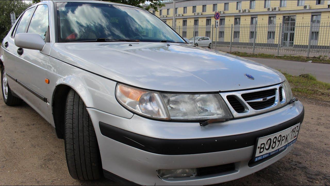 Обзор автомобиля SAAB 9-5