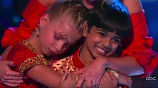 DWTS Juniors Week 6 Elimination (Dancing with the Stars Juniors)