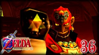 Zelda Ocarina of Time 3D - Cap.36 Ganondorf, el gran rey malvado