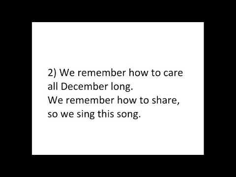 2nd Grade/Nelson In December We Remember