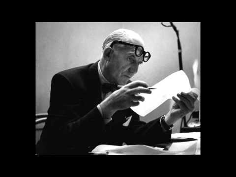 Le Corbusier : Entretien avec Georges Charbonnier [1950-1953]