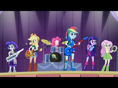 Shake Your Tail Song - MLP: Equestria Girls - Rainbow Rocks!