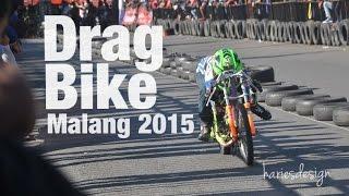 Drag Bike Malang 2015 Stadion Kanjuruhan Kepanjen