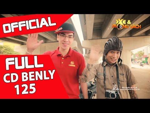 """Biker 1 - Cường Em [XE và PHONG CÁCH] - CD Benly 125 """"Hoàng Tử Đen"""""""