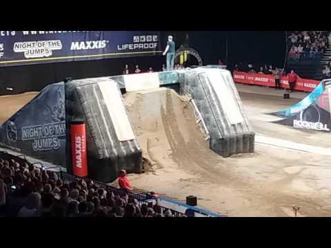 NIGHT of the JUMPs | Hamburg 2017 | Luc Ackermann