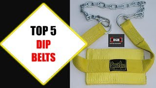 Top 5 Best Dip Belts 2018 | Best Dip Belt Review By Jumpy Express