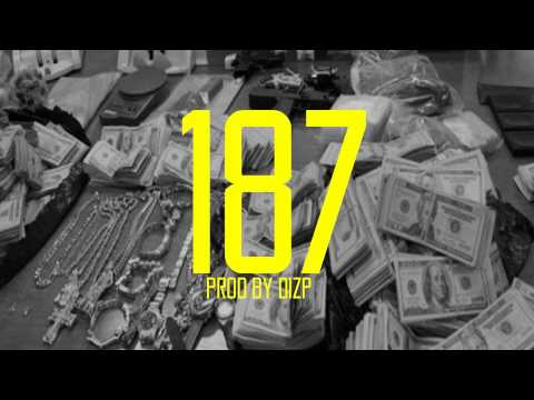 [REUPLOAD] 187 Instrumental (Drill, Trap, Chicago Rap, Chief Keef Type Beat) PROD BY DIZP