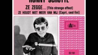 Ronny Schutte Ze Zegge this strange effect