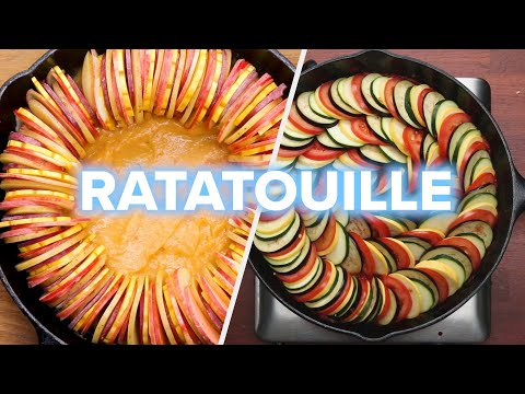 6 Warm And Hearty Ratatouille Recipes • Tasty