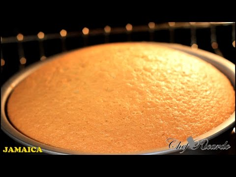 Vanilla Sponge Cake Best Recipe Ever