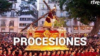 PROCESIONES DE SEMANA SANTA | Archivo RTVE