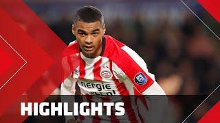 Samenvatting: PSV O19 - FC Utrecht O19