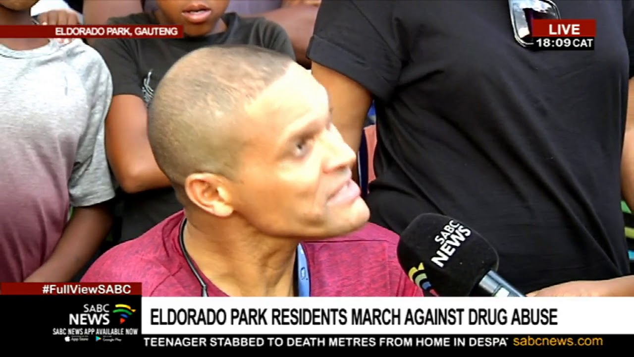 Download Eldorado Park residents want drug lords out of the community