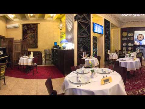 Ресторан Five O'clock на метро Кузнецкий мост