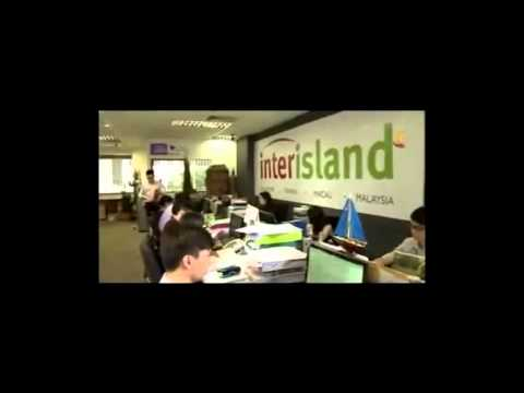Interisland Group is on Singapore Television , 《焦点》