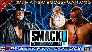 Download Video WWE2K18 GAMEPLAY: The Undertaker VS. The Boogeyman [incl. Mods] MP3 3GP MP4
