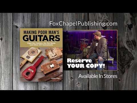 DIY Cigar Box Guitars Book