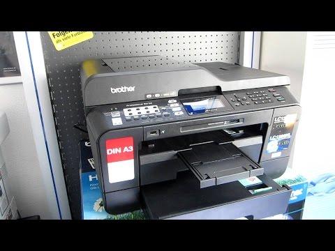 Brother Printer Mfc J 6710 DW Cara Mengatasi  Unable To init 50/52