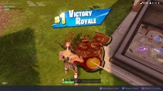 Fortnite - Solo Win Gameplay W/ Masked Fury Skin