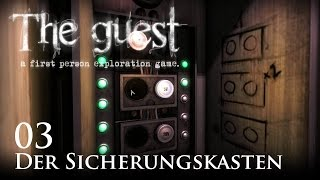 The Guest [03] [Der Sicherungskasten] [Twitch Gameplay Let's Play Deutsch German] thumbnail