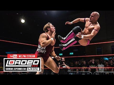 WCPW Loaded #10: Martin Kirby vs. Pete Dunne