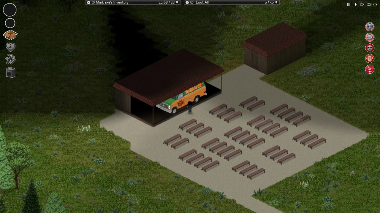 project zomboid multiplayer 2017