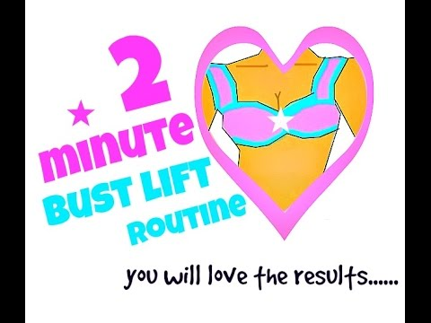 How Can You Naturally Lift Your Breasts