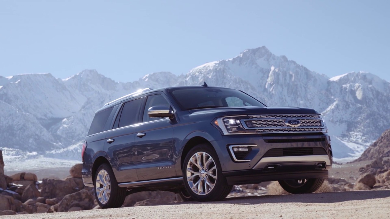 Overview All New  Ford Expedition Edmonton Ab