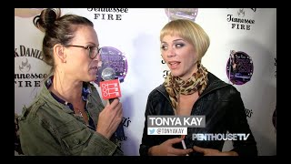 PenthouseTV at Tonya Kay's Pinup Pole Show