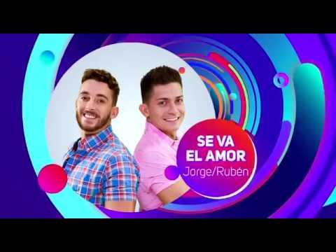 Se Va El Amor - Rubén & Jorge / Calle 7