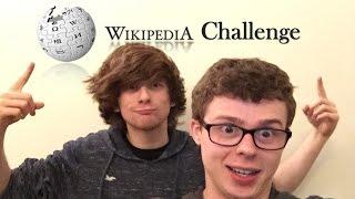 Wikipedia Challenge