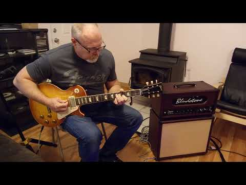 Me playing my Gibson Ronnie Montrose Collectors Choice.