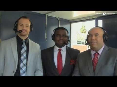 Emory Hunt's Color Commentary: Georgetown vs Holy Cross Full Game (Nov 2016)