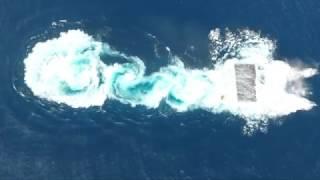 Release the Kraken! Ship sunk as artificial reef off Galveston coast