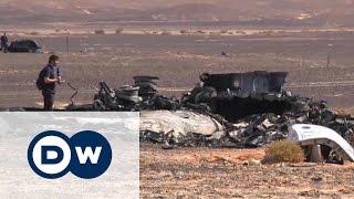 Теракт и неисправность - главные версии авиакатастрофы в Египте