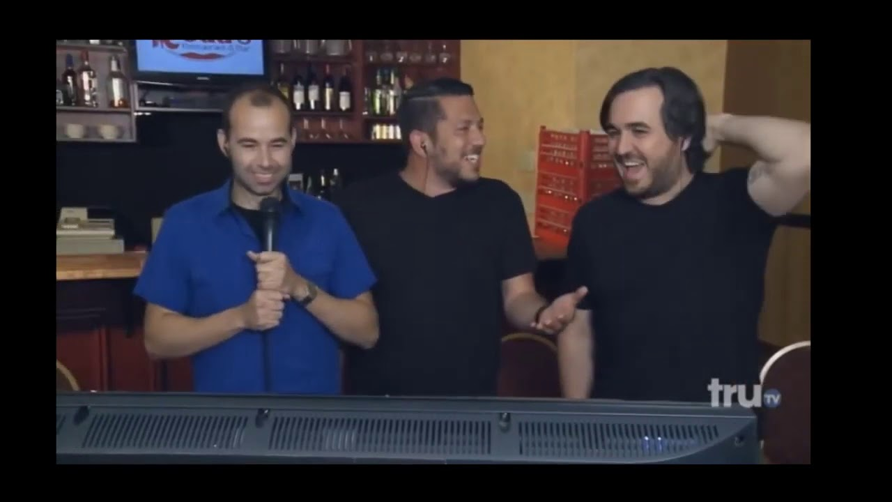 Impractical Jokers: The Jokers Share Their Most