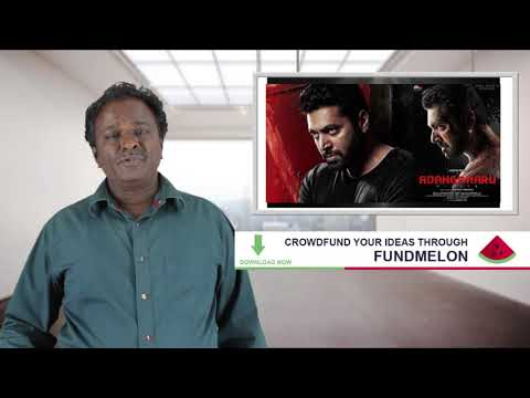 Adanga Maru Review - Adangamaru - Jeyam Ravi - Tamil Talkies