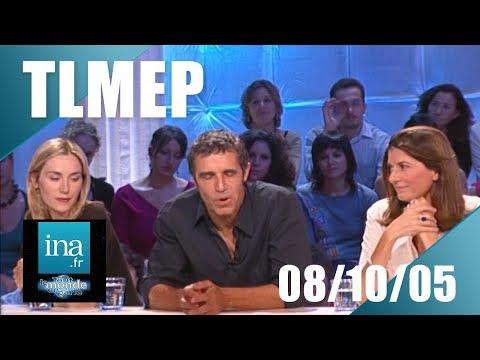Tout Le Monde En Parle avec Muriel Robin, Julien Clerc, Alexandre Jardin   08/10/2005   Archive INA