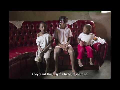 The Rights Responsibility: Invisible Children