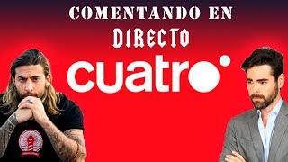 COMENTANDO en DIRECTO con RUBÉN GISBERT & ROMA GALLARDO