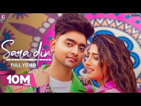 Sara Din : Hairat Aulakh (Official Video) Rav Dhillon | Latest Punjabi Songs 2021 | Geet MP3