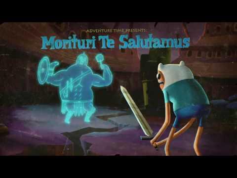 Adventure Time Morituri Te Salutamus review